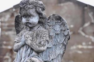 Engel im Warten