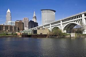 Innenstadt von Cleveland