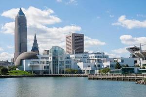 Stadtbild der Nordküste foto