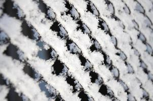 Winter Raureif foto