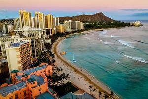 Waikiki Beach Honolulu foto