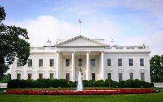 Weißes Haus foto