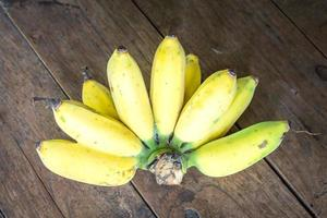 Bananenfrucht foto