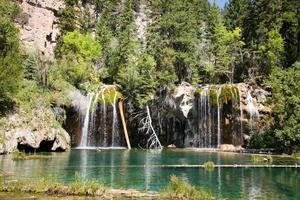 hängender See, Colorado foto
