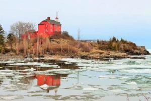 See überlegenes Eis foto