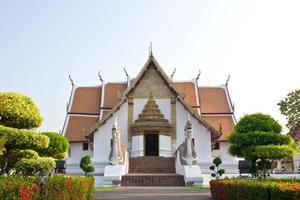 Wat Phumin in der Provinz Nan foto