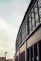 berlin friedrichstrasse bahnhof foto