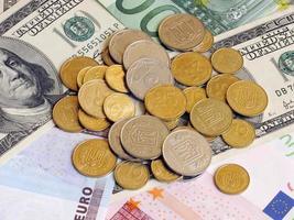 Geld foto