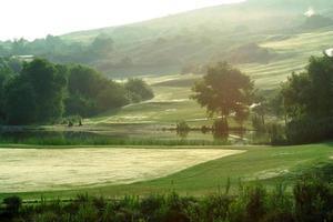 Golf-Morgen-Links