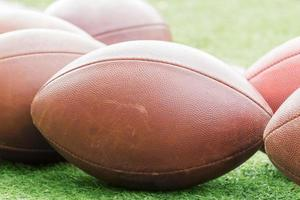 American Football Ball foto