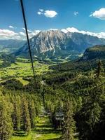 Skistation foto