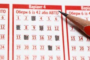Lotterie foto