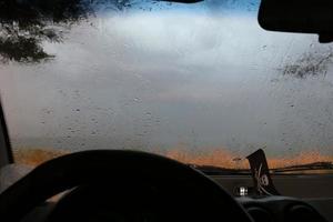 Regen foto