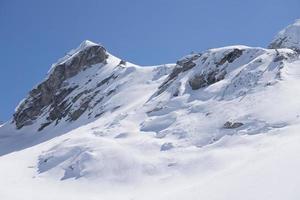Berge von Krasnaya Polyana, Sotschi, Russland foto
