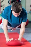 Gymnastik- foto