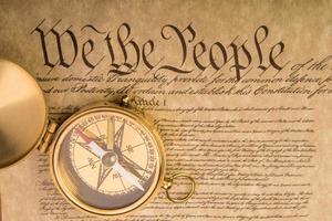 US Verfassung foto