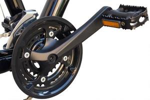 Fahrradpedal foto