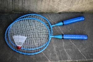 Badminton foto