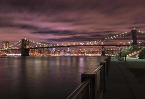 in Brooklyn spazieren gehen foto