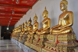 Buddha von Bangkok foto