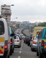 der Verkehr foto