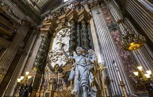 Sant Ignazio Kirche, Rom, Italien foto
