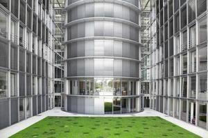 paul loebe haus, berlin, moderne architektur foto