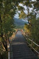 Weg, Yongmasan, Spuren