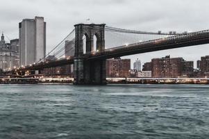Brooklyn und Manhattan foto
