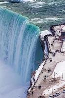 Niagara fällt vom Turm