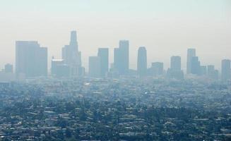 Los Angeles Panorama foto