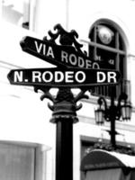 Rodeo Drive Zeichen