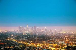 Los Angeles Stadtbild foto