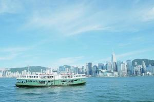 Hong Kong Ansicht foto