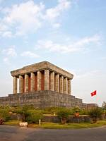 Ho Chi Minh Mausoleum foto