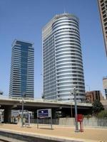 Hauptbahnhof. Tel Aviv foto