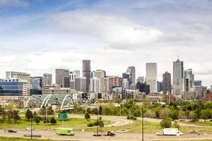 Denver Skyline foto