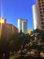 Morgen von Houston foto