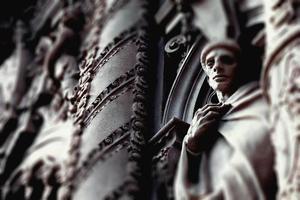 Priester foto