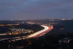 Nacht Lichter foto