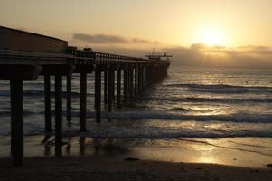 Scripps Pier foto