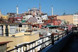 Istanbul Häuser foto