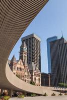 altes Rathaus von Toronto foto