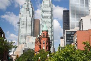 Kanada - Toronto - Innenstadt foto