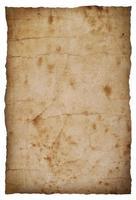 Textur auf Vintage-Papier