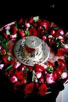 Hochzeit Henna Tradition Truthahn foto