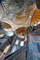 Hagia Sophia Interieur foto