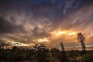 Sonnenuntergang foto