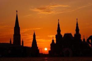 Moskau, Russland, rotes Quadrat