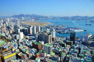 Busan, Südkorea foto